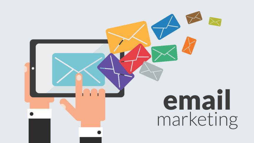Truyền tải thông điệp bằng email marketing