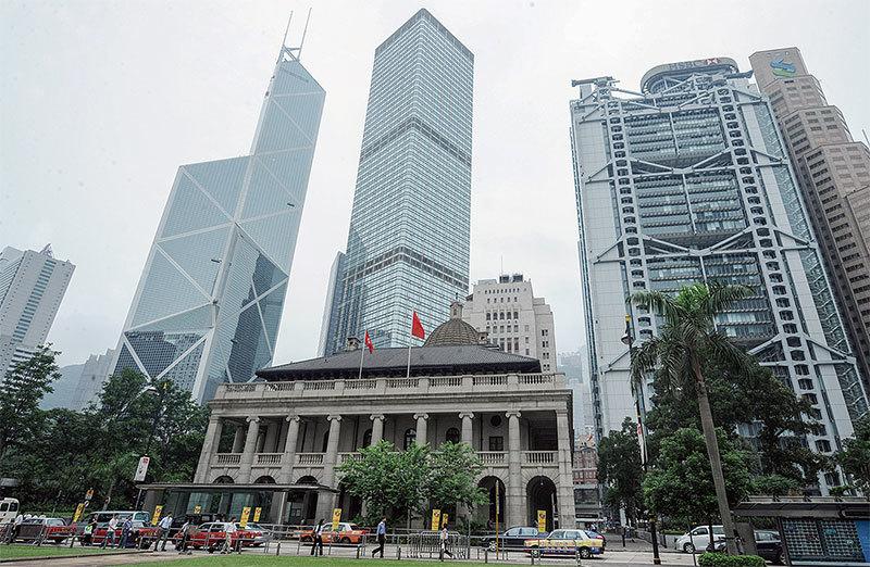 香港 風水之亂