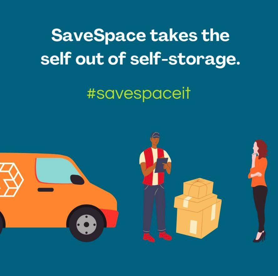 Spacious Living a SaveSpace blog
