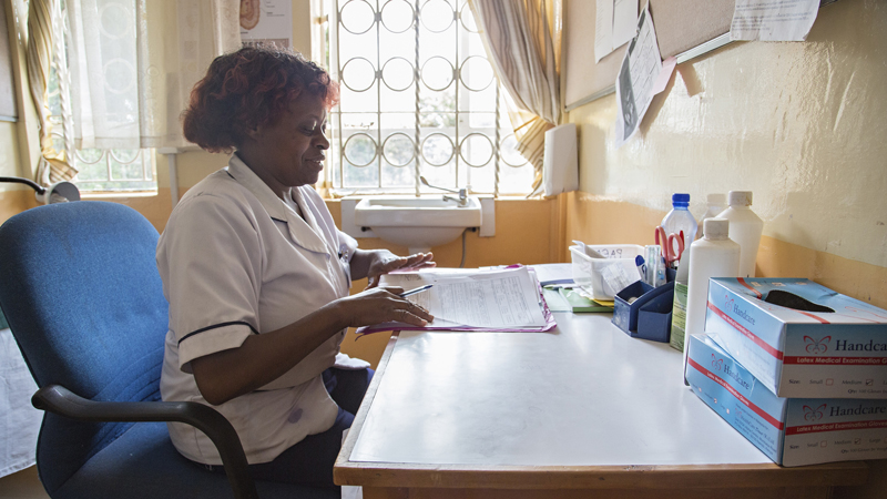 Opinion: A new model of NCD care to achieve UHC in sub-Saharan Africa