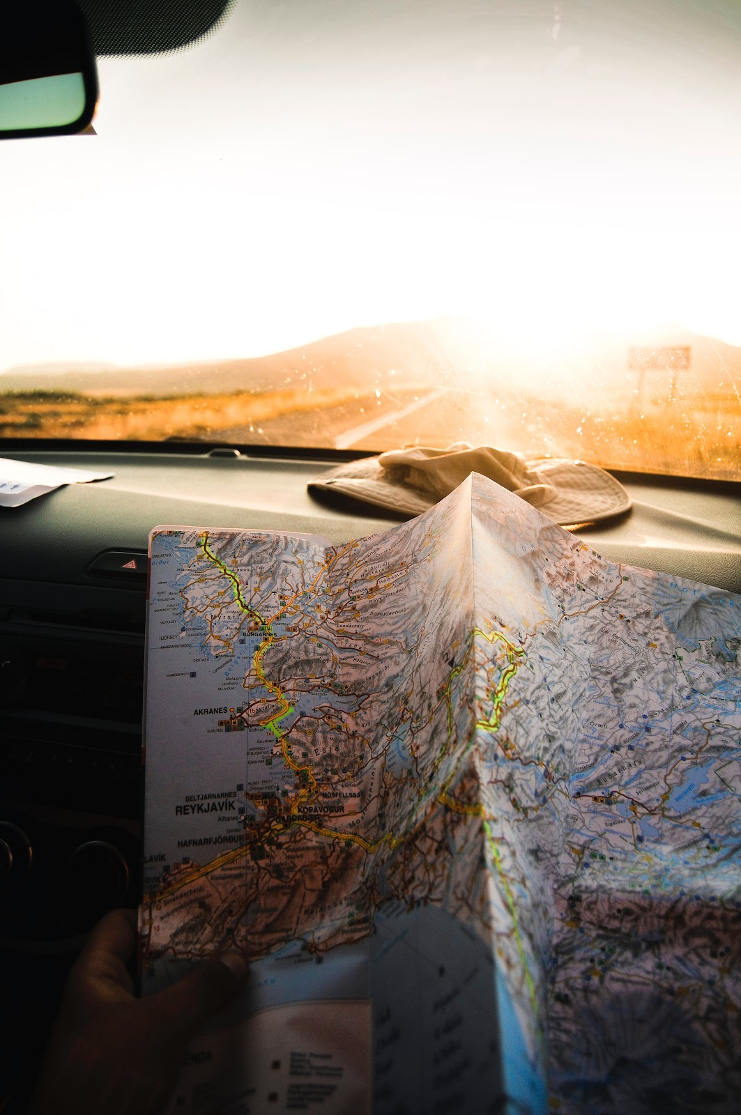 office-field-trips-driving-map