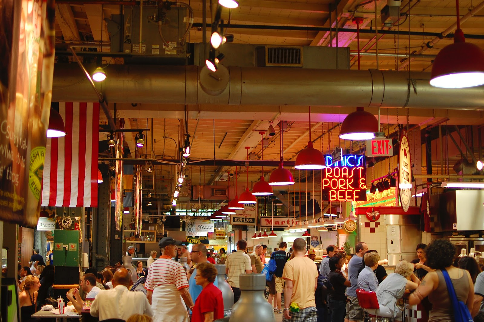 Image result for the Reading Terminal Market