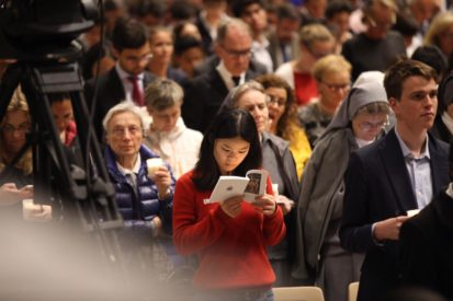 Toàn văn bài giảng đêm Vọng Phục sinh của Đức Thánh Cha Phanxico