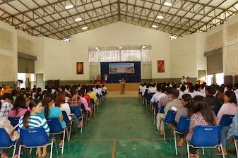 ปฐมนิเทศและประชุมผู้ปกครอง 2556