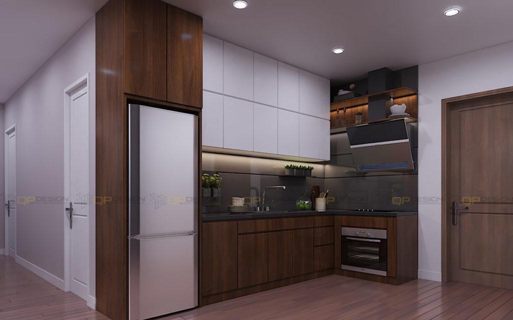 Thiết kế căn hộ Vinhomes Grand Park 3PN