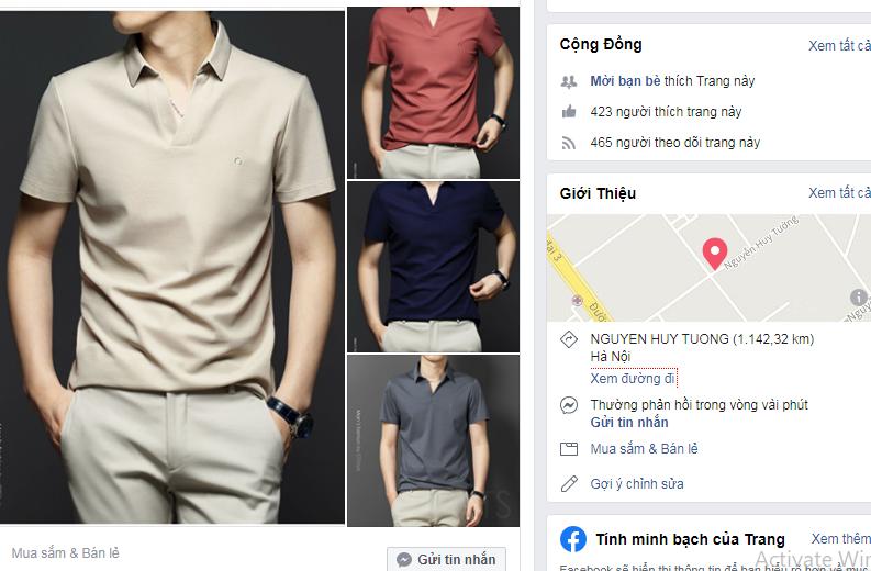 Kênh bán hàng online trên mạng xã hội