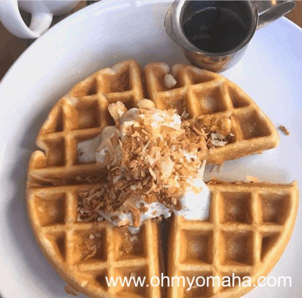 Best food in Omaha for breakfast - Try Saddle Creek Breakfast Club
