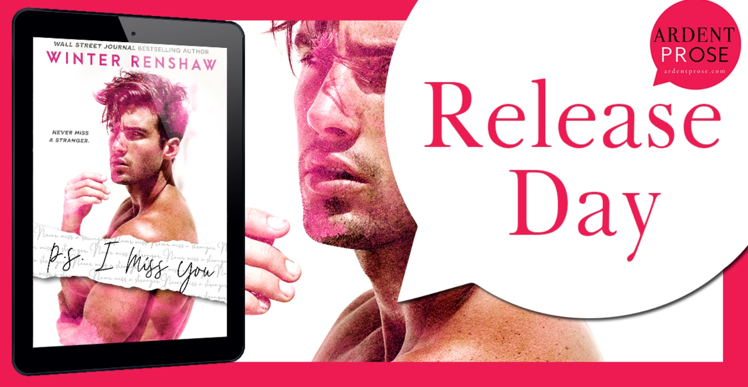 Release Blitz P.S. I MISS YOU by Winter Renshaw