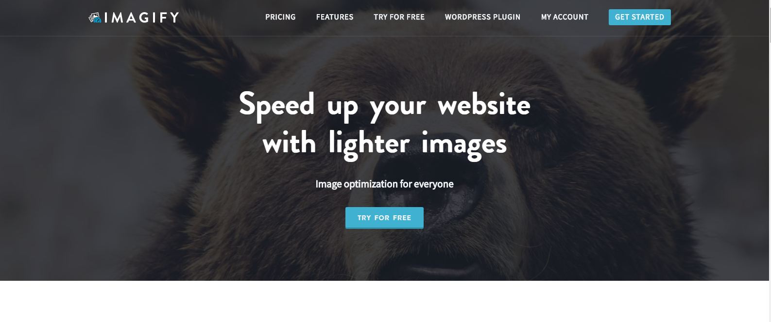 Imagify image compression tools