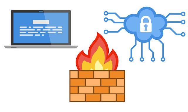 Bạn hãy thiết lập tường lửa Firewall để chống lại những cuộc tấn công DDos
