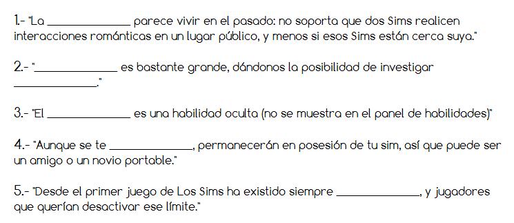 Frases 1-5