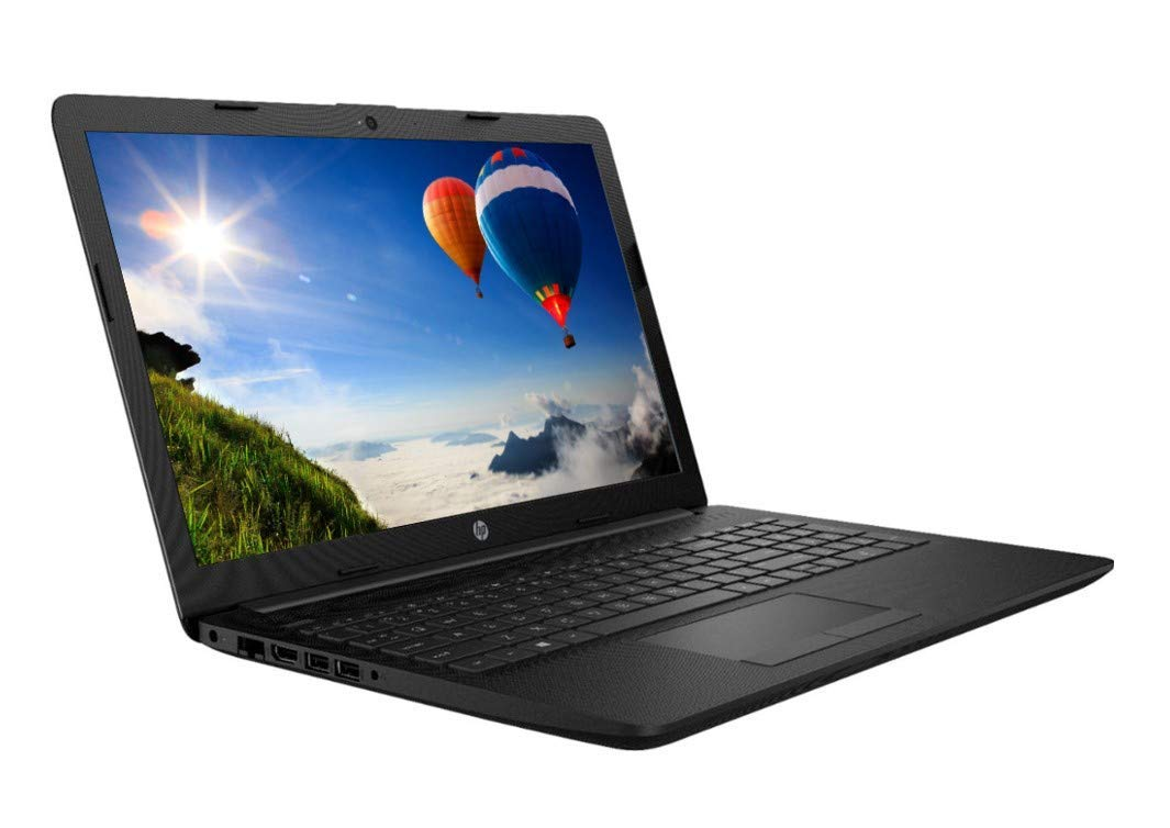 image of HP laptop