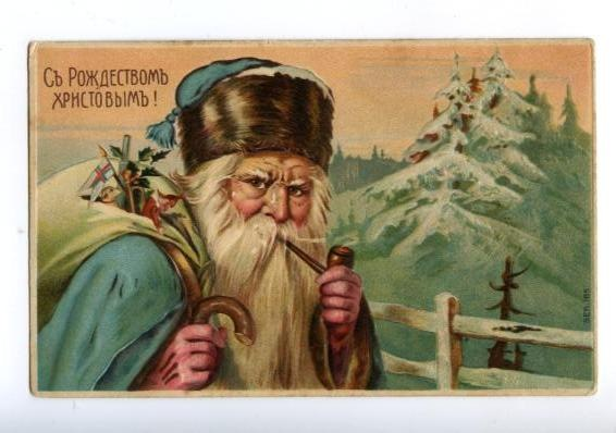 When Is Russian Christmas.Christmas And New Year In Russia Living Language