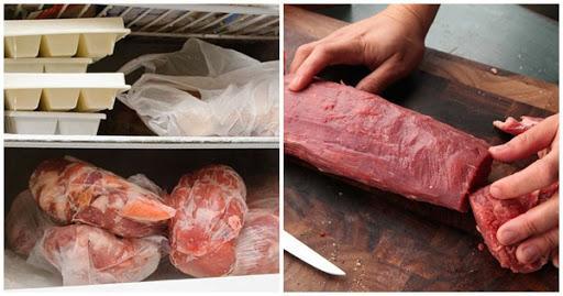 Mẹo bảo quản thịt tươi ngon