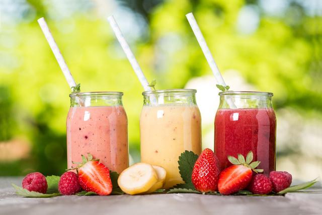 Uống sinh tố trái cây mỗi ngày – Nên hay không ?
