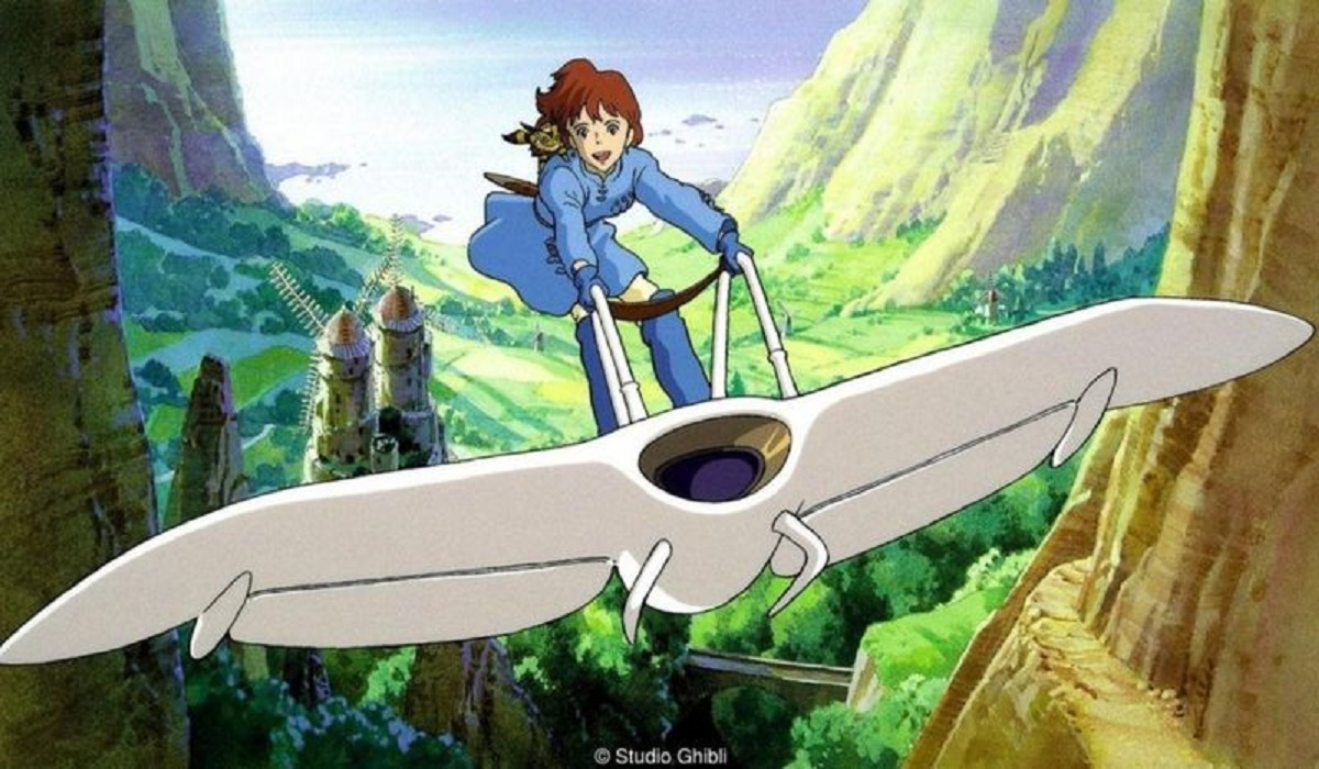 Nausicaa of the Valley of the Wind, 1984