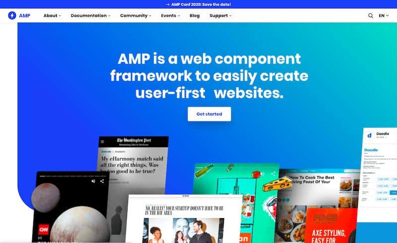 AMP in Shopify