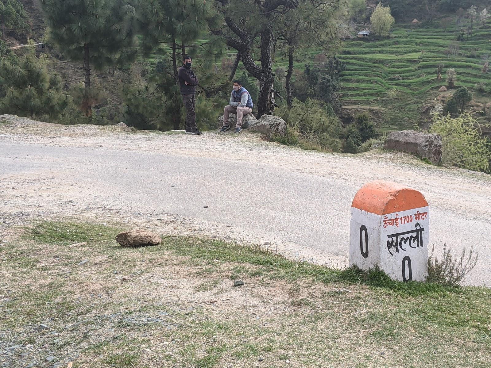 Salli valley Himachal pradesh