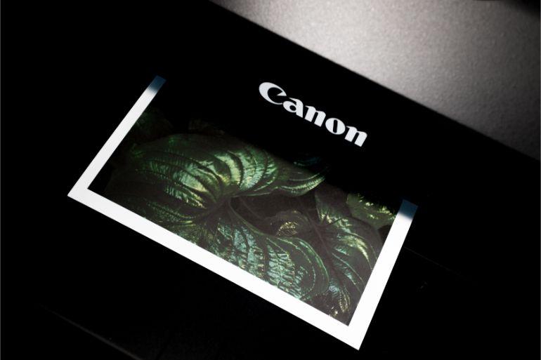 Como construir um portfólio fotográfico - Canon Printer