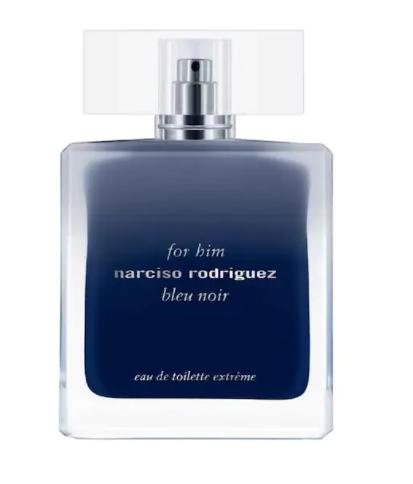 11. NARCISO RODRIGUEZ - For Him Bleu Noir Extreme EDT