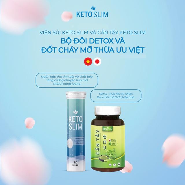 Câu hỏi thường gặp khi dùng Viên sủi giảm cân Keto Slim