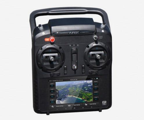 Yuneec q500 controller with LCD screen