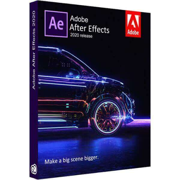 tai Adobe After Effects CC 2021