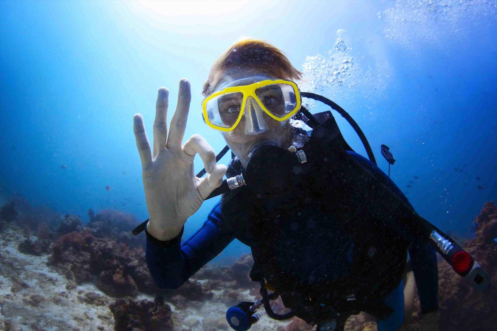 PADI Discovery Scuba Diving - Palawan Divers