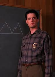 our hero - Special Agent Dale Cooper! (With images) | Twin peaks ...