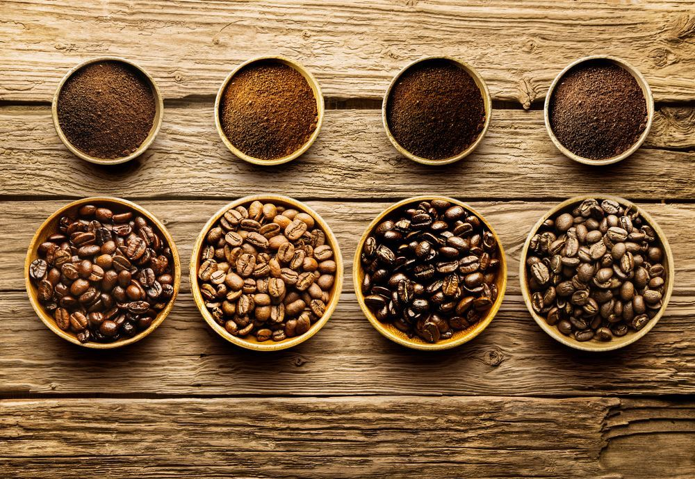 A Definitive Guide To The Four Main Types Of Coffee Beans