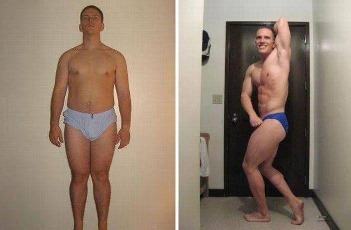 Люди, поменвшие свой облик. Часть 2. (50 фото)