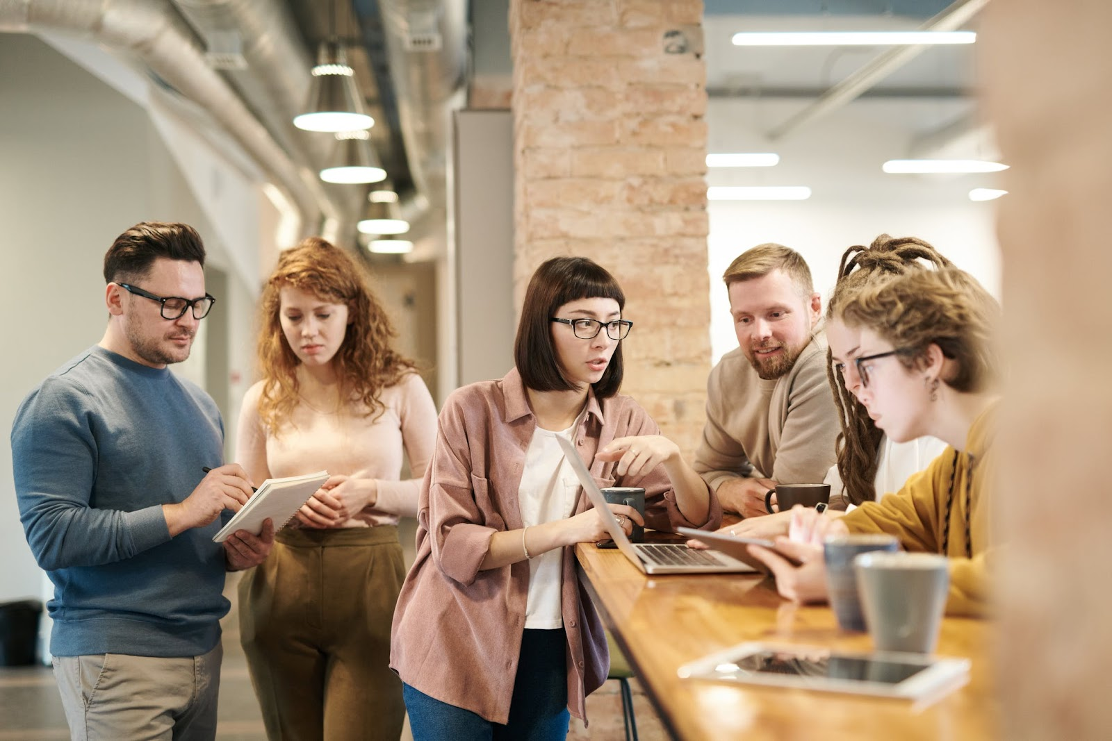 creating a positive office culture