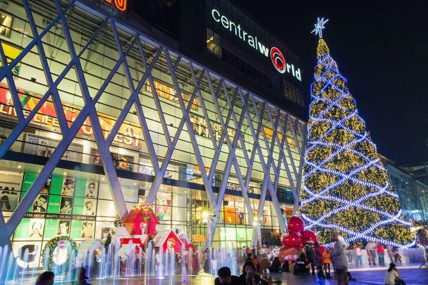 CentralWorld Bangkok iyaatra holidays