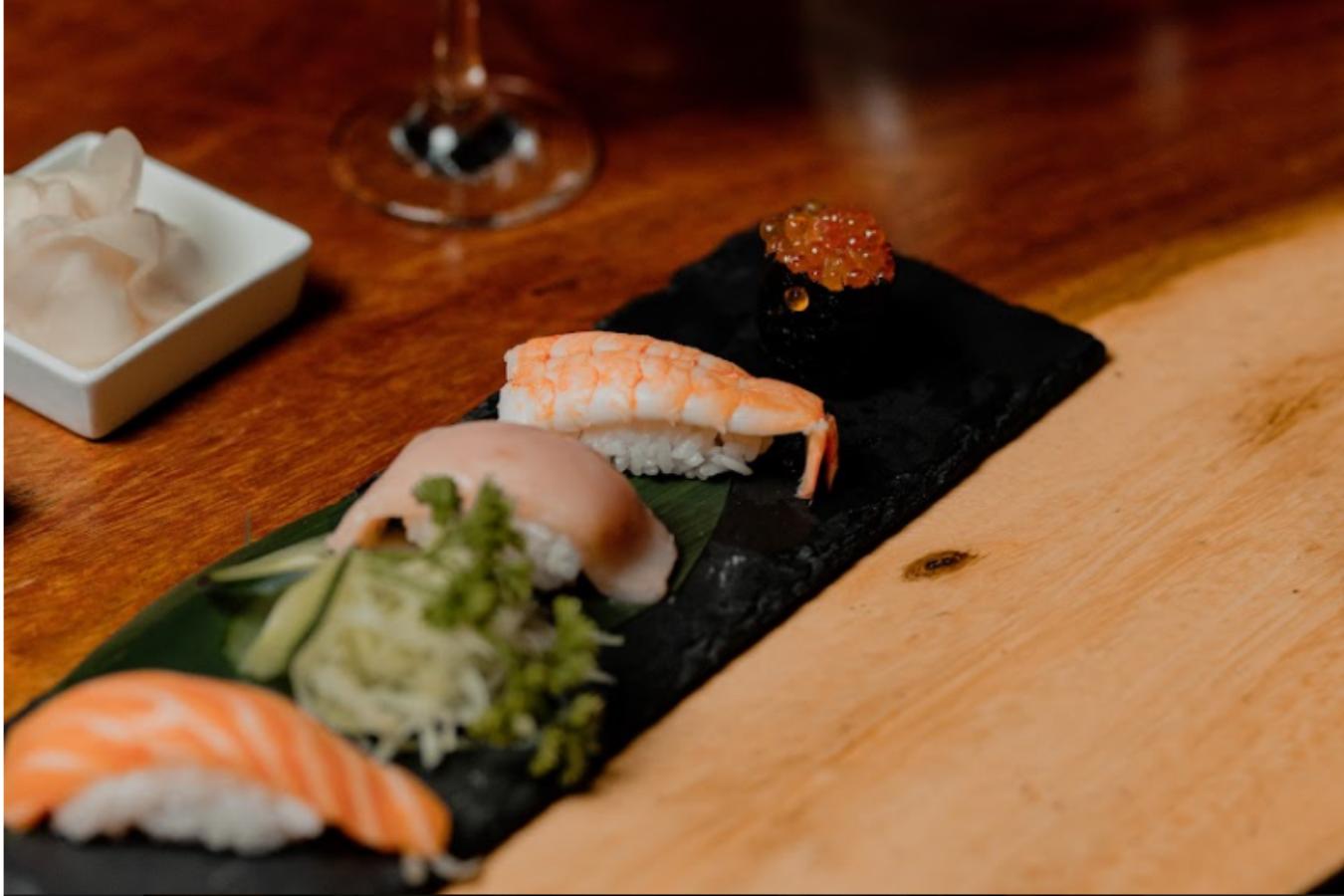 restaurante comida japonesa