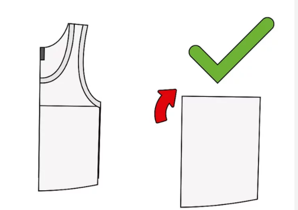 how to fold tank tops