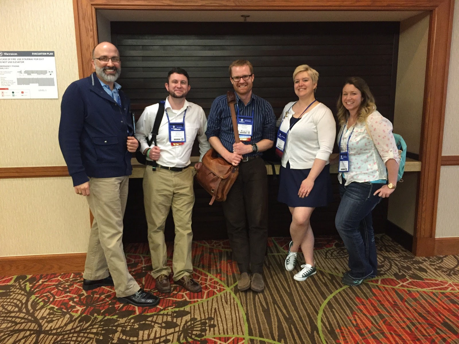 MSU Group Picture at #ET4online 2015