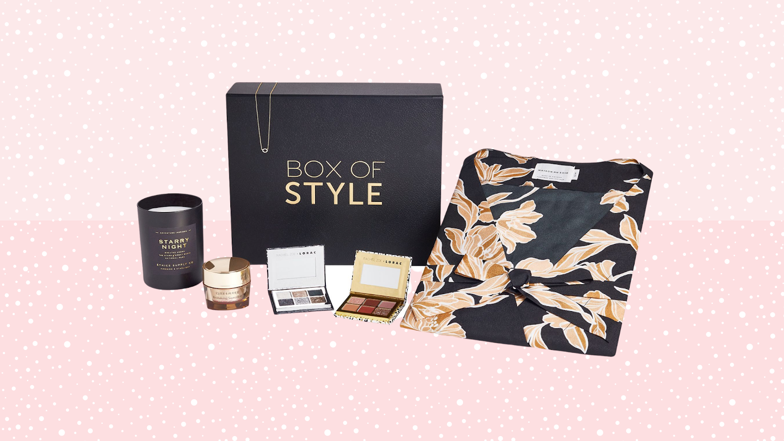 Last-minute holiday gift ideas from Box of Style