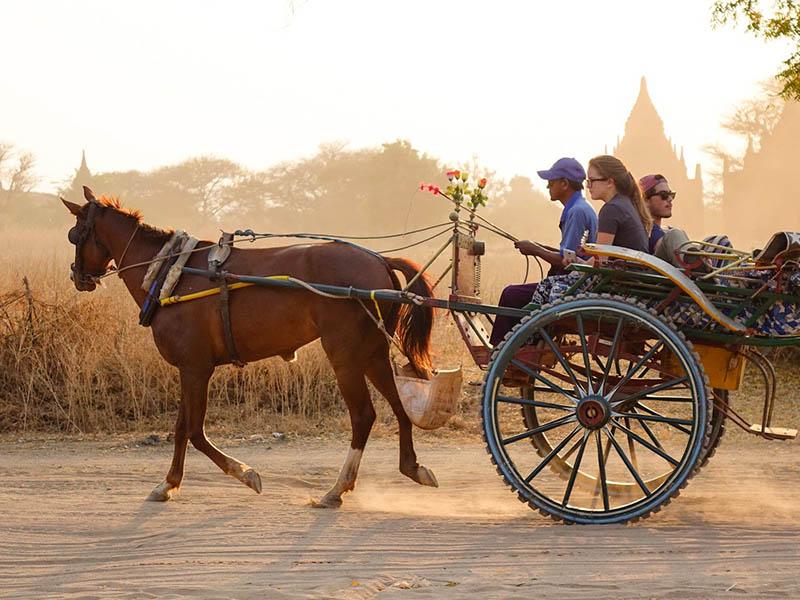 Bagan cart