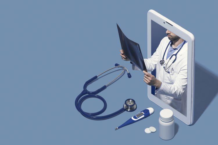 Informasi Tentang Penyakit Dalam Platform Kesehatan Online