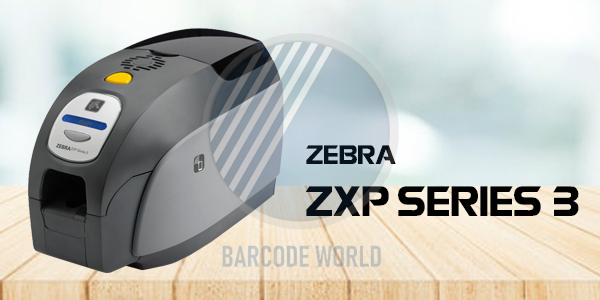 Máy in thẻ nhân viên Zebra ZXP Series 3 chính hãng, chất lượng I Thế Giới Mã Vạch