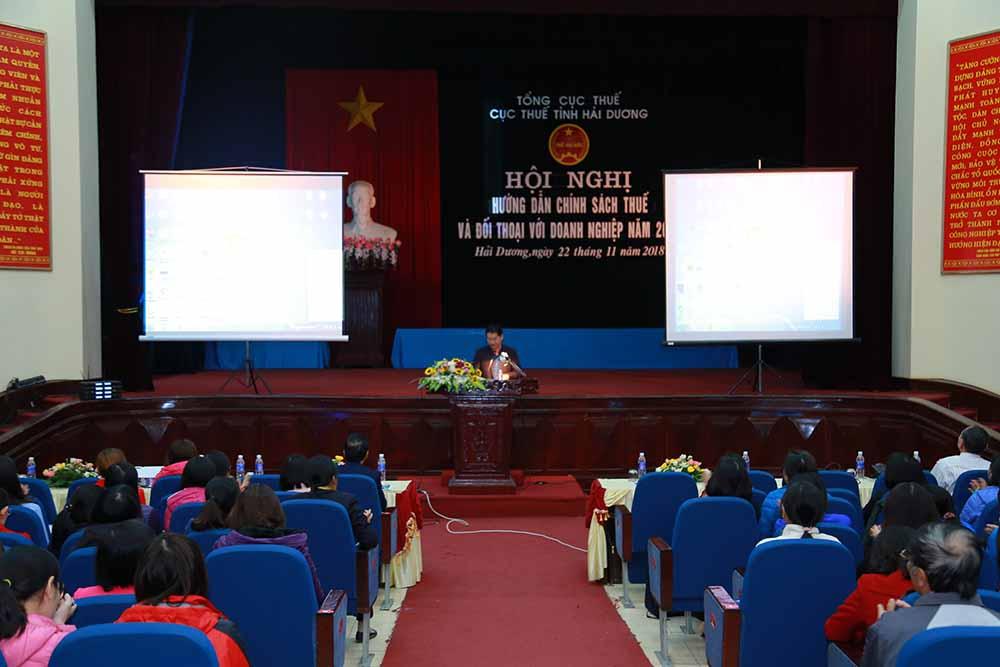 Ông Vũ Ngọc - Phó cục trưởng cũng đã khẳng định về ưu điểm của phần mềm Hóa đơn điện tử
