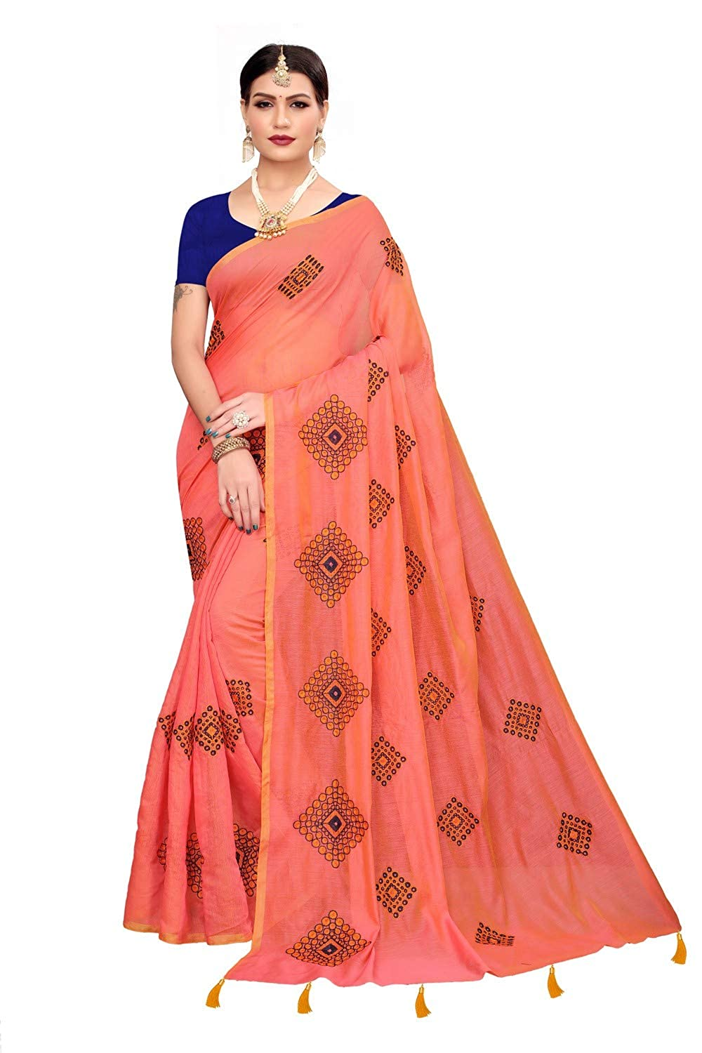 Women's Chanderi Cotton