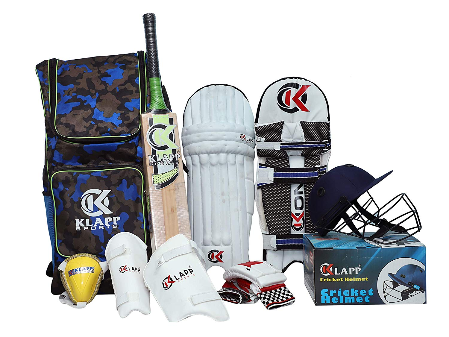 Klapp Champion Cricket Kit