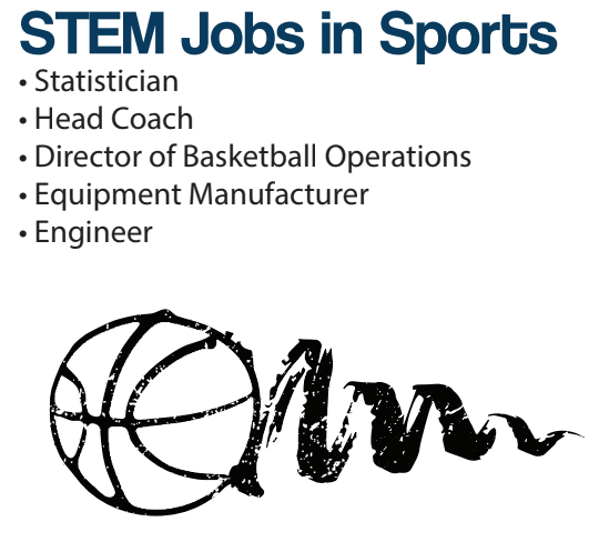 STEM Jobs in Sports