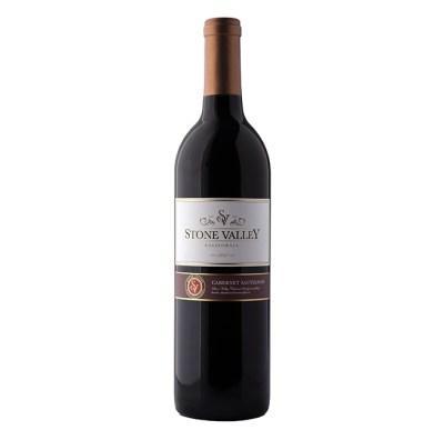 6/2021】Rượu Vang Mỹ Stone Valley Cabernet Sauvignon Ngon Giá Rẻ【Xem  433,521】| Shopruouvang.com