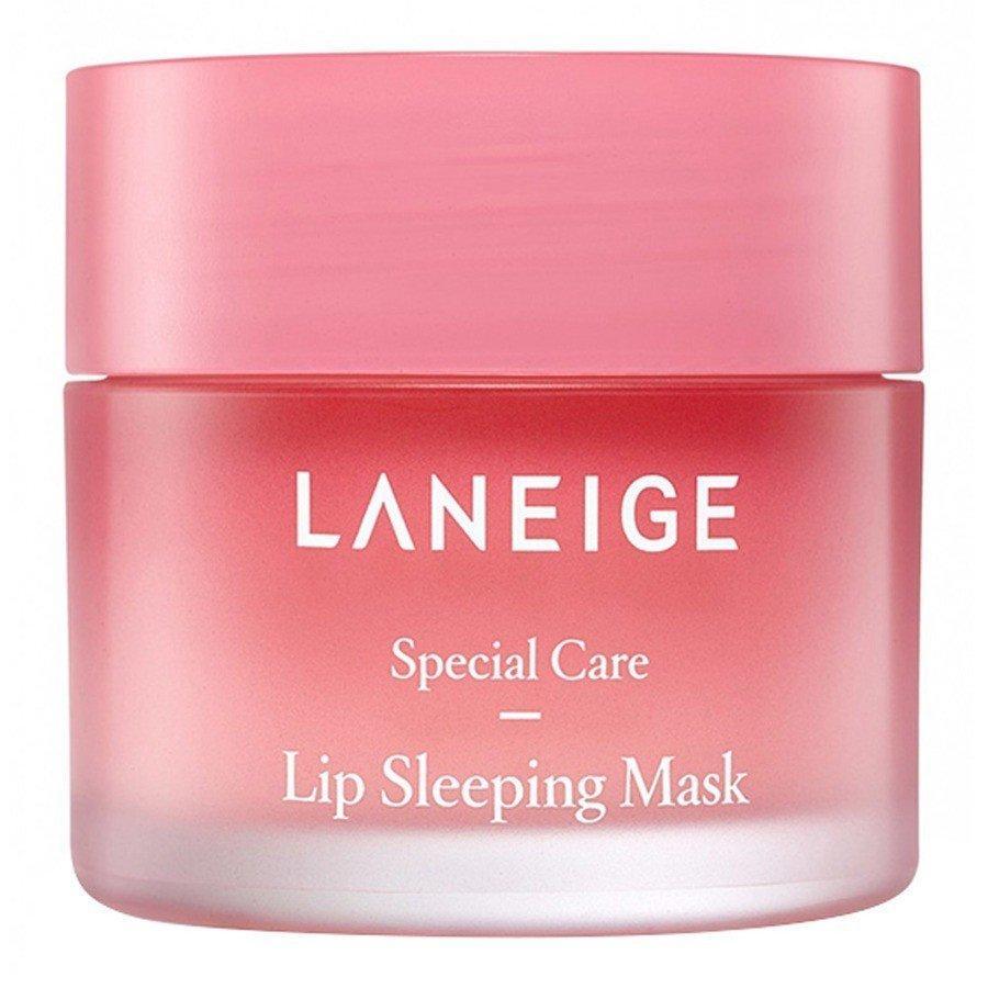 1. Laneige Lip Sleeping Mask - Berry