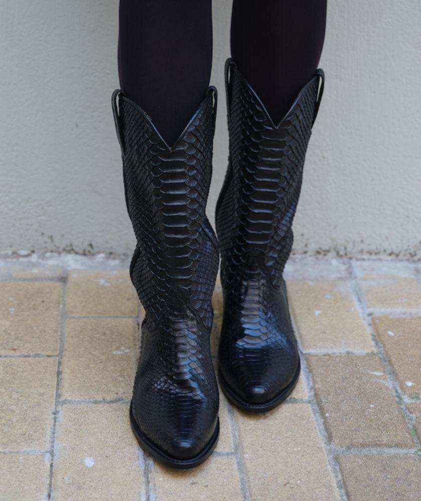 Types of luxury boots