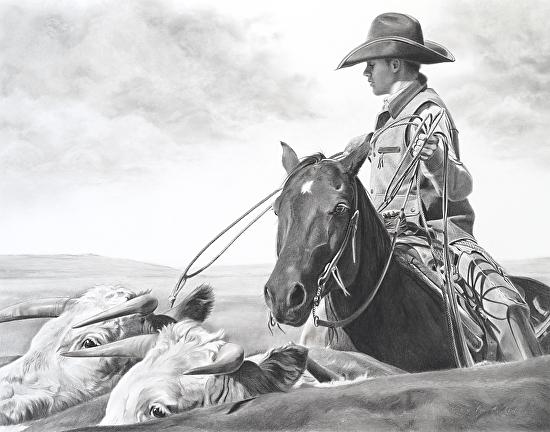 Trabajo de la mano del rancho wyoming