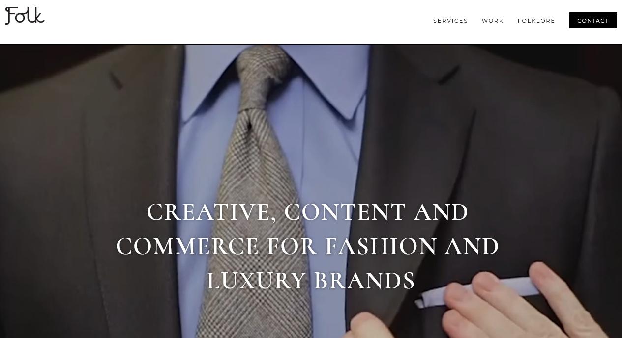 Creative Fashion Marketing Agency UK