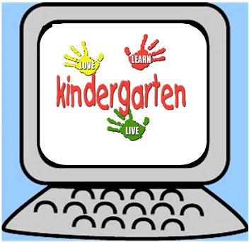 Image result for computer kindergarten